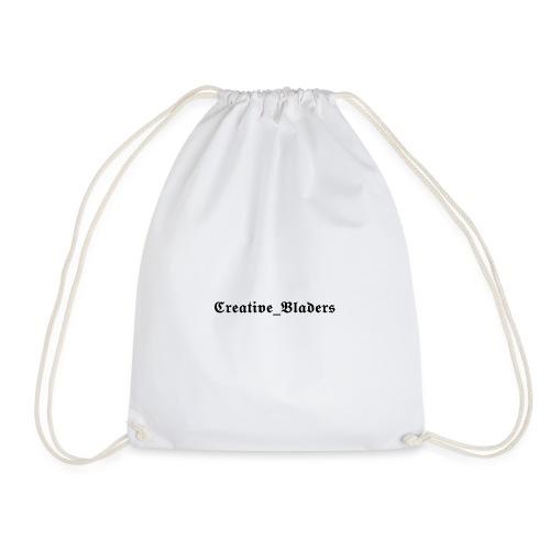 Bladers 3 logo - Drawstring Bag