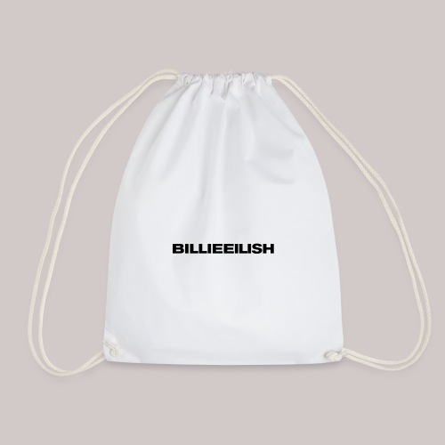 Billie Eilish logo - Gymtas