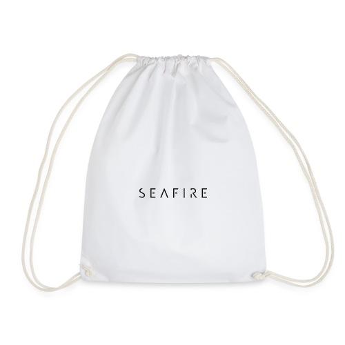 seafire logo BLACK - Gymtas
