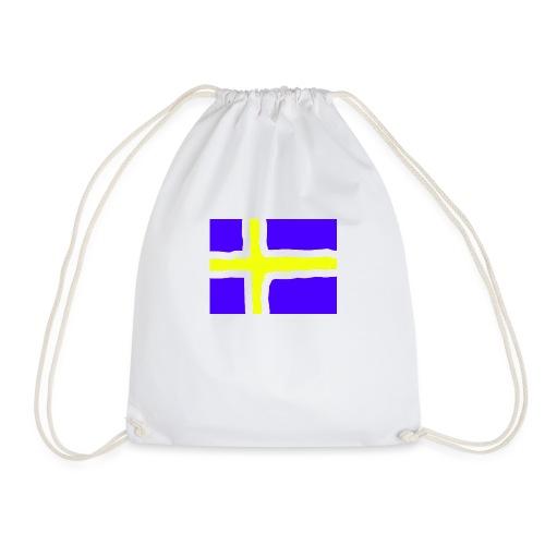 SwedishFlag Caps - Gymbag