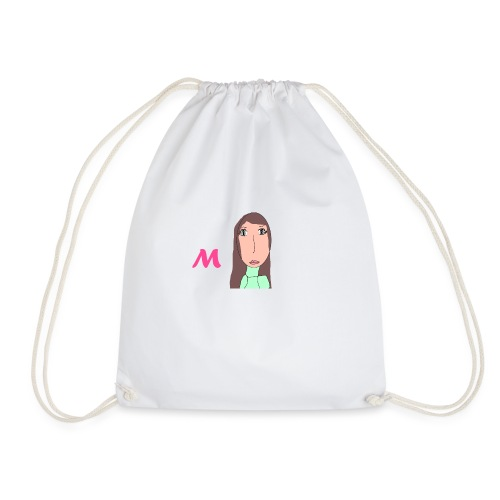 Mariposa: Animated design - Drawstring Bag