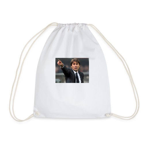 Chelsea manager 2017 - Drawstring Bag