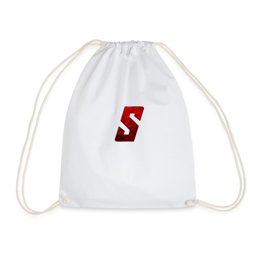 S Logo - Drawstring Bag