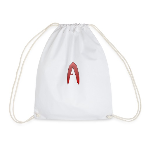AJ LOGO T Shirt - Drawstring Bag