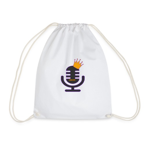 kingcast_logo - Drawstring Bag