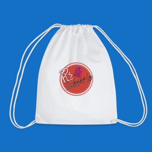 PLsSubscrib - Drawstring Bag