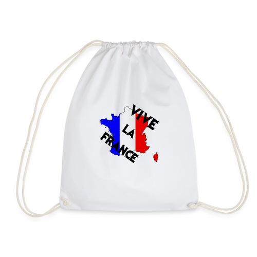 Vive la France - Sac de sport léger