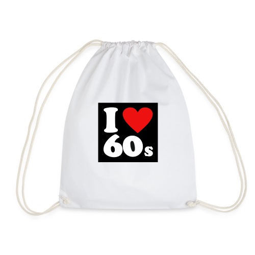 i Love 60s - Sportstaske