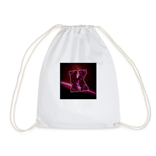 My youtube logo - Drawstring Bag