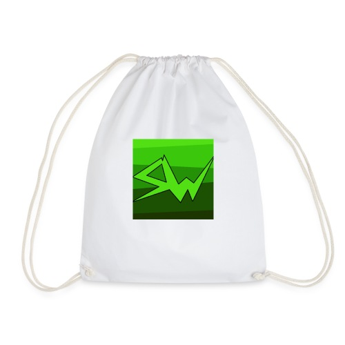 SoupWizard Logo - Drawstring Bag