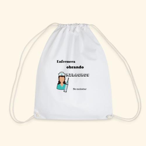Enfermera - Mochila saco