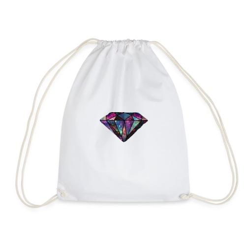 Colourful Diamond - Turnbeutel