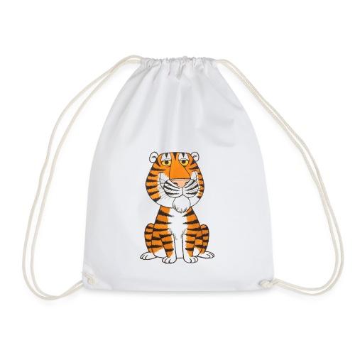 kidscontest Tiger - Drawstring Bag