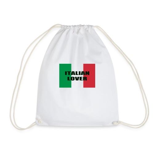 ITALIAN LOVER - Sacca sportiva