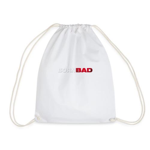 Born Bad - Drawstring Bag