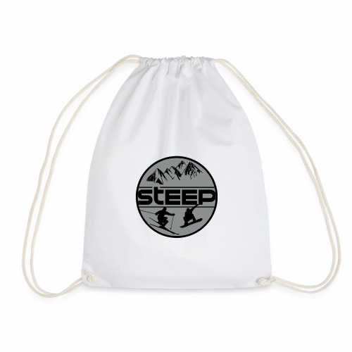 STEEP - Drawstring Bag