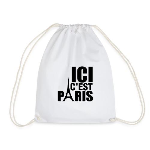 ICI C'EST PARIS - Sac de sport léger