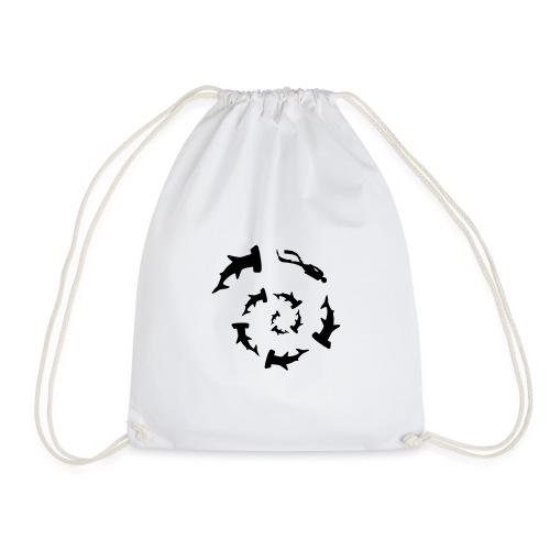 rekiny 2 - Drawstring Bag