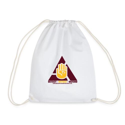 1stResponse Logo - Drawstring Bag