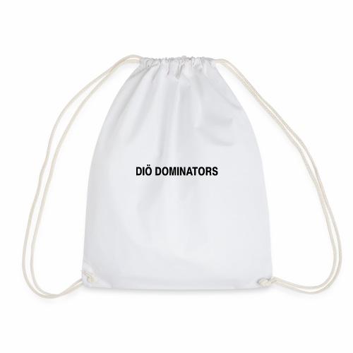 Dominators Svart - Gymnastikpåse