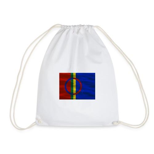 Sapmi flag - Gymbag