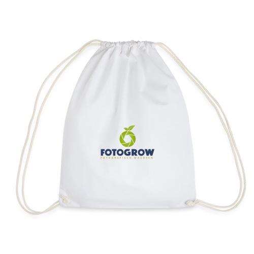 Fotogrow Logo - Turnbeutel