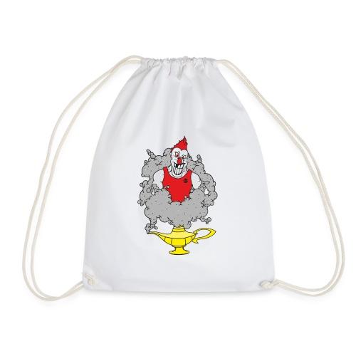 dschinni Clown - Turnbeutel