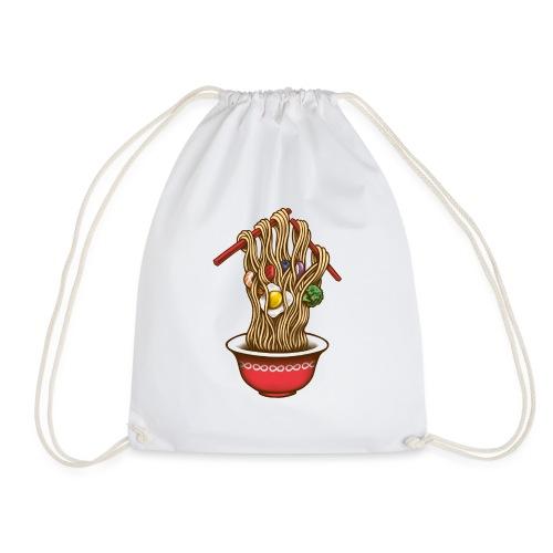 Infinity Noodles - Drawstring Bag