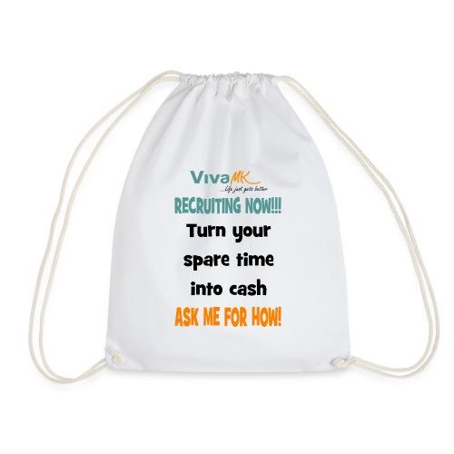 Viva MK Recruiting - Drawstring Bag