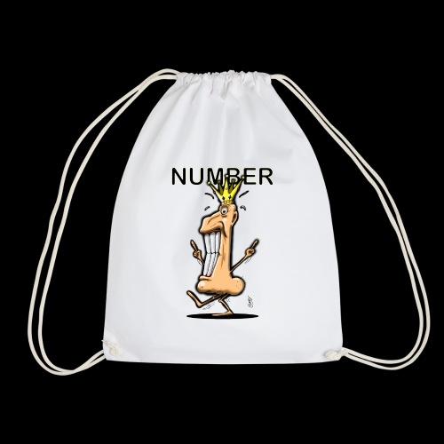 Number One! - Drawstring Bag
