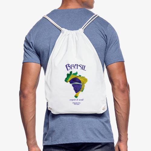 Brasil Campeão do mundo - Turnbeutel