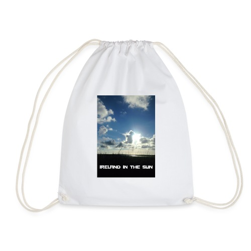 IRELAND IN THE SUN 2 - Drawstring Bag