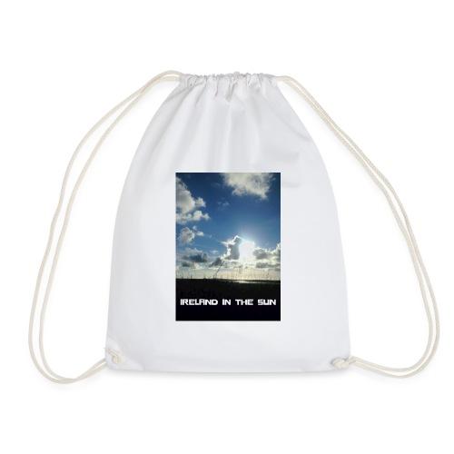 IRELAND IN THE SUN 2 - Drawstring Bag