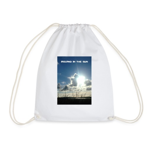 IRELAND IN THE SUN - Drawstring Bag