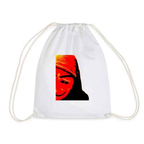 anonymous - Drawstring Bag