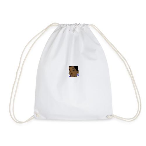 awesome merch - Drawstring Bag