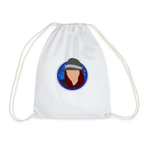 discoblue - Drawstring Bag