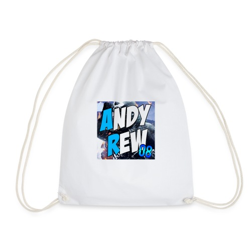AndyRew08 icono - Drawstring Bag