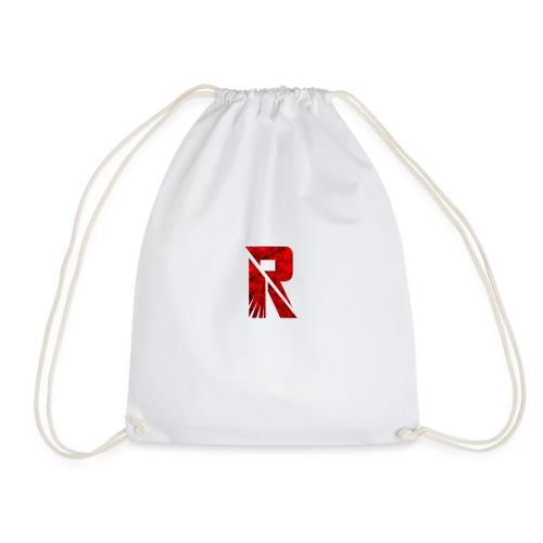 RaZe R Logo - Drawstring Bag