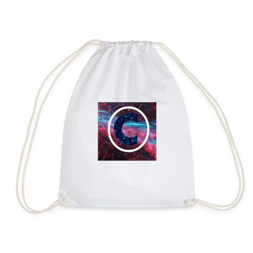 CaiVlogs Merch - Drawstring Bag