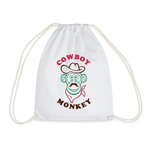 Cowboy monkey - Sac de sport léger