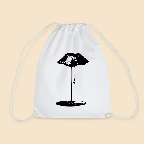 Lampe - Turnbeutel