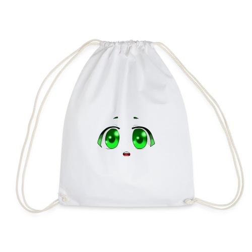 Ojos Anime - Mochila saco