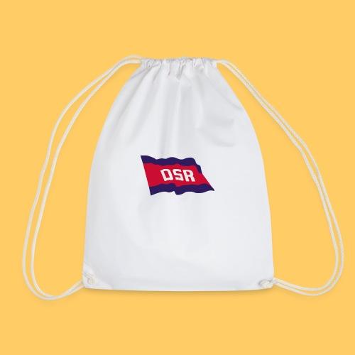 deine DSR Flagge - Turnbeutel