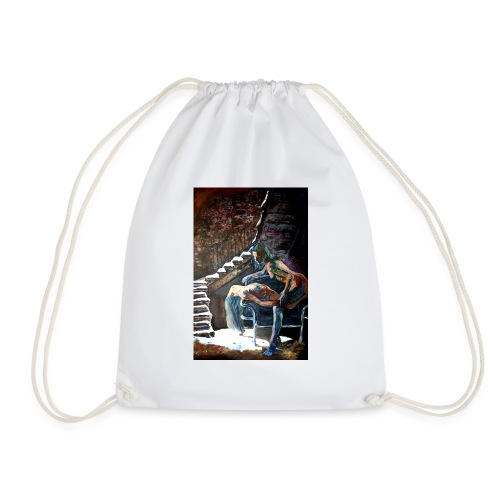 IMG 2678 jpg - Drawstring Bag