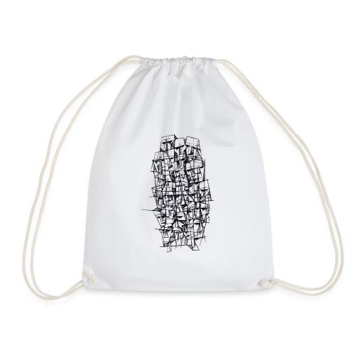 Heads - Drawstring Bag