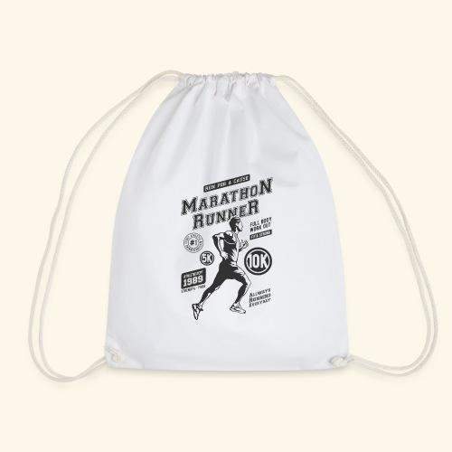1989 MARATHON RUNNER Jogger Sport Geschenke Shirts - Turnbeutel
