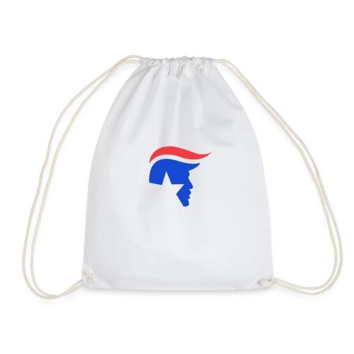 Trump Logo - Turnbeutel