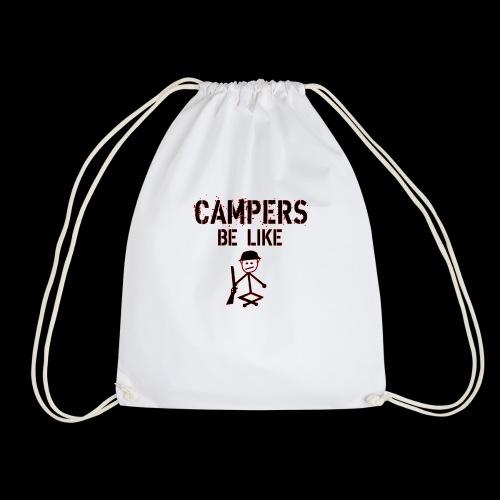 Camper Gaming - Turnbeutel