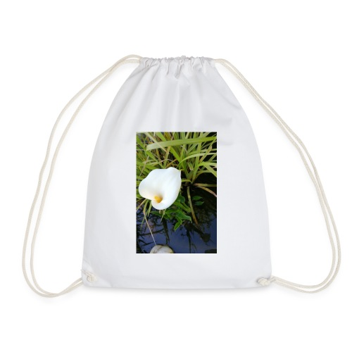 Wasserblume CALA - Turnbeutel